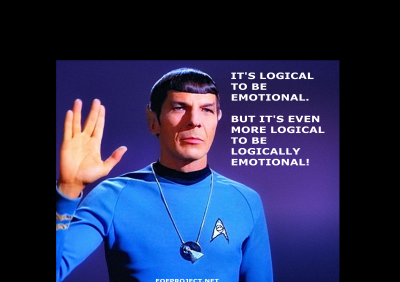 Let's Be Logical About Emotional Logicality